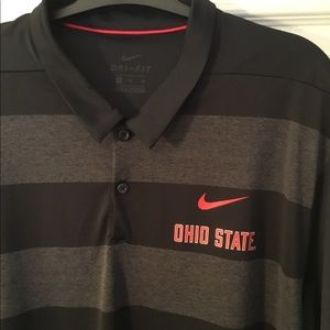 Nike Ohio State Dri-Fit Polo, Size: XL